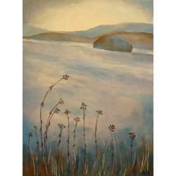 łąka,natura - Obrazy - Wyposażenie wnętrz