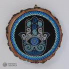 Obrazy dotting,hamsa,amulet,obraz,talizman