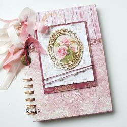 notes,pamiętnik,diary - Notesy - Akcesoria