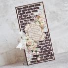 Kartki okolicznościowe ślub,cytat,róże