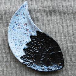 talerzyk,rękodzieło,ceramika,handmade,glina - Ceramika i szkło - Wyposażenie wnętrz