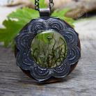 Mandala,copper & ... Natural Moss