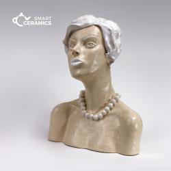 rzeźba ceramiczna - Ceramika i szkło - Wyposażenie wnętrz