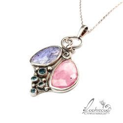 oryginalny wisior,elegancki,niepowtarzalny, - Naszyjniki - Biżuteria