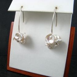 niebanalne,delikatne - Kolczyki - Biżuteria
