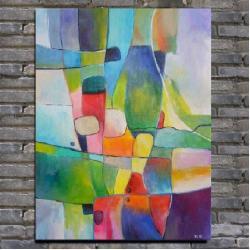 abstrakcja, - Obrazy - Wyposażenie wnętrz