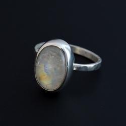 pierścionek,mały rozmiar,8,klasyczny,delikatny - Pierścionki - Biżuteria