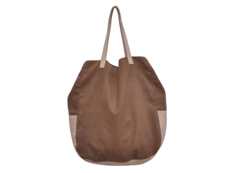 151f6f2b091af modne duże torebki worki na zakupy torby zakupowe - Na ramię - Torebki