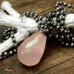 elegancki naszyjnik, - Naszyjniki - Biżuteria