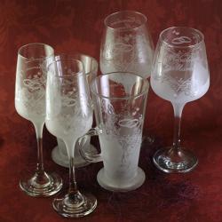 ślubne,grawerowane,obrączki - Ceramika i szkło - Wyposażenie wnętrz