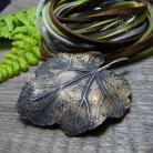 Naszyjniki liść,natura,organiczny,brąz,boho