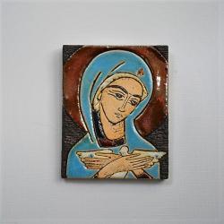 Beata Kmieć,ikona,obraz,ceramika - Obrazy - Wyposażenie wnętrz