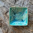 Ceramika i szkło ceramika,talerz,handmade,prezent,unikat,patera