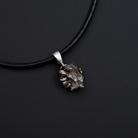 Naszyjniki krótki,naszyjnik,srebrny,meteoryt,mały