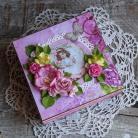 Dla dzieci pudełko,na skarby,dla dziewczynki,urodziny