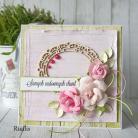 Kartki okolicznościowe kobieta,imieniny,urodziny,serdeczności,