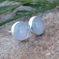 kolczyki,srebrne,proste,sztyfty,drobne,kobiece, - Kolczyki - Biżuteria