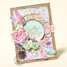 Kartki okolicznościowe kartka,urodziny,imieniny,piórka,klatka