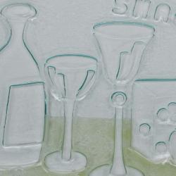 patera,taca,fusing,dekoracja,szkło,na sery - Ceramika i szkło - Wyposażenie wnętrz