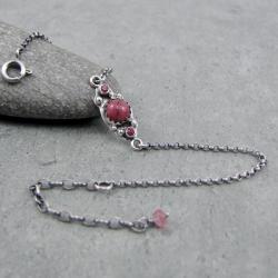 subtelna,podłużna,romantyczna,kobieca,drobna - Bransoletki - Biżuteria