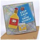 Kartki okolicznościowe wódka,whisky,urodziny,butelka