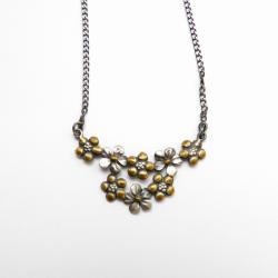 srebro,oksyda,naszyjnik - Naszyjniki - Biżuteria