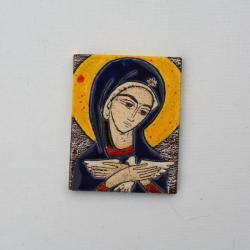 Beata Kmieć,ikona,obraz,ceramika - Ceramika i szkło - Wyposażenie wnętrz