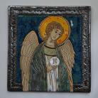 Obrazy ikona,obraz,anioł,Kmieć,prezent