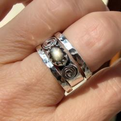 komplet pierścionków,efektowne,oryginalne, - Pierścionki - Biżuteria