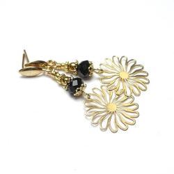 romantyczne,kwiaty,eleganckie - Kolczyki - Biżuteria