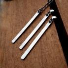 Komplety srebrny,minimalistyczny,prosty,nowoczesny,kobiecy