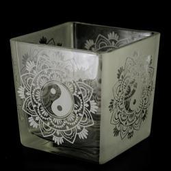 mandala,świecznik,wazon, - Ceramika i szkło - Wyposażenie wnętrz