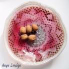 Ceramika i szkło misa,szkło,patera,na owoce