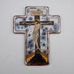 Beata Kmieć,krzyż,ikona,ceramika,obraz - Ceramika i szkło - Wyposażenie wnętrz