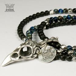 bransoleta,koraliki,naszyjnik męski - Dla mężczyzn - Biżuteria