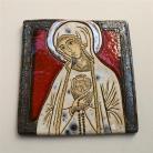 Obrazy Beata Kmieć,ikona,ceramika,obraz