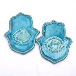 ceramika,zawieszka,talizman - Ceramika i szkło - Wyposażenie wnętrz