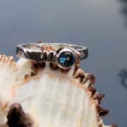 delikatny,subtelny,oryginalny,ze złotem - Pierścionki - Biżuteria