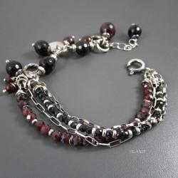 brzęcząca - Bransoletki - Biżuteria