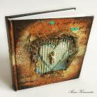 Notesy notes,szkicownik,pamiętnik,aniołek