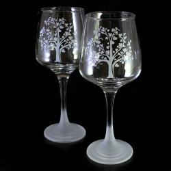 serce,ślub,grawerowane - Ceramika i szkło - Wyposażenie wnętrz