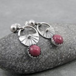 drobne,delikatne,malutkie,urocze,słodkie - Kolczyki - Biżuteria