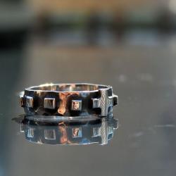 oryginalny,industrialny,różaniec, - Dla mężczyzn - Biżuteria