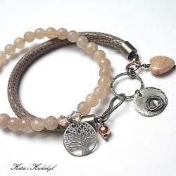 eleganckie,drzewko - Bransoletki - Biżuteria