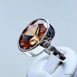 biżuteria srebrna,pierścionki z kamieniami,srebro - Pierścionki - Biżuteria