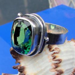 oryginalny,efektowny,okazały - Pierścionki - Biżuteria