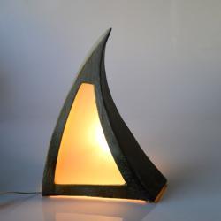 lampa ceramiczna - Ceramika i szkło - Wyposażenie wnętrz