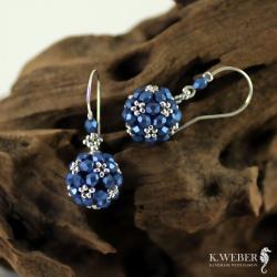 Drobne kolczyki w kształcie kulki - Kolczyki - Biżuteria
