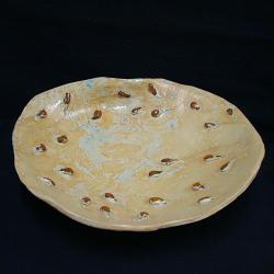 patera,dekoracja,wnętrze,ceramika - Ceramika i szkło - Wyposażenie wnętrz
