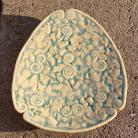 Ceramika i szkło ceramika,patera,unikat,rękodzieło